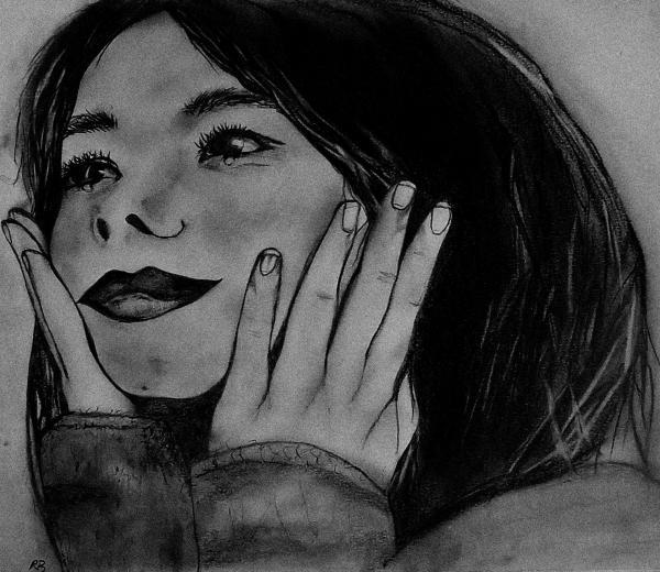 Björk by Gina